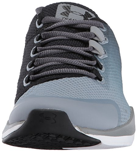 Under Steel Charged Rhino Women's 077 Cross Shoe Armour Push Trainer Gray rEwvOxqrfA