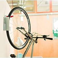 Delta - Soporte de Pared para Colgar Bicicletas, Color Gris ...