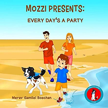 Mozzi Presents: Every Day's a Party