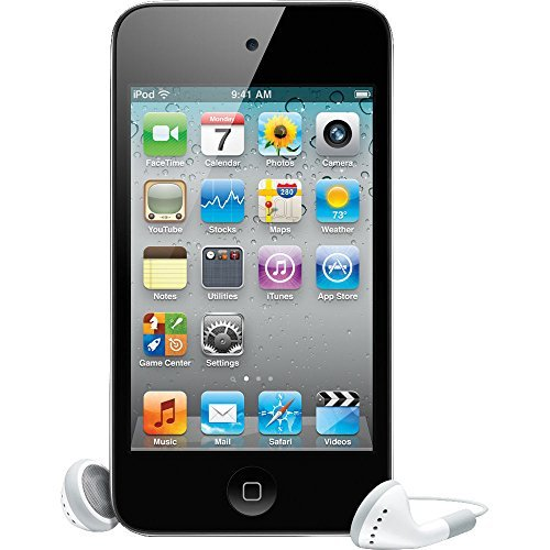 Apple iPod touch 32GB 4th Generation - Black