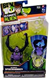 Ben 10 Deluxe DX Alien Collection Action Figure Ultimate Spidermonkey