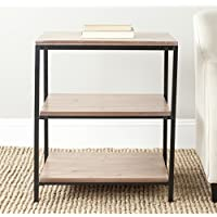 Safavieh American Homes Collection Zeke Red Maple Shelf Unit