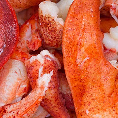 Frozen Lobster Meat - Cameron's Seafood Lobster Meat 2 Pounds