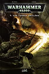 Warhammer 40.000, Tome 6 : Les terres brûlées