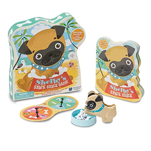 Educational Insights Shelby'S Snack Shack Game & Board Book Combo]()