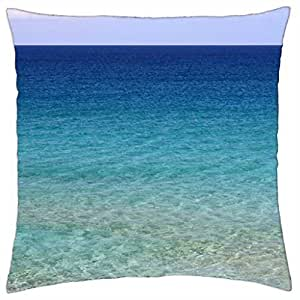 Sea and beyond! - Throw Pillow Cover Case (18