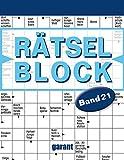 Rätselblock Band 21