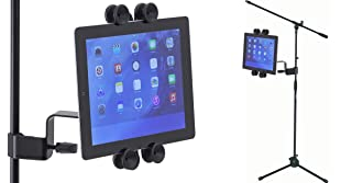 Asta Microfonica / Tablet / SmartPhone stand universale Samsung, Apple by MS2005 MusicalStore2005.com MS2005/TABMIC