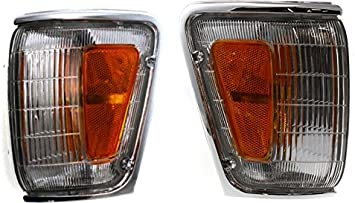 Toyota Pick Up Replacement Parking and Clearance Lamp Front Left For 1991