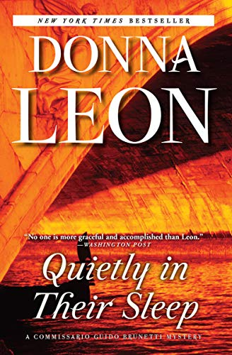 Quietly in Their Sleep (Commissario Brunetti Book 6) (A Tale Of Two Cities Reading Level)