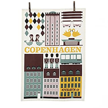 Copenhagen Tea Towel