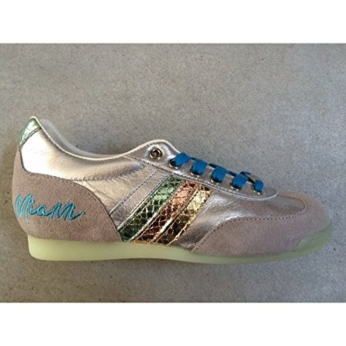 separation shoes a2755 406f7 Serafini Scarpa Sneakers Donna Luxury Pelle Outlet 4061 TG40 ...