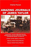 Amazing Journals of James Taylor, Charles Pocock, 0557109299