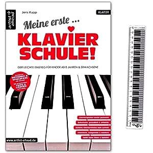 Mi primer Piano Escuela de Jens Rupp - El ligero básico