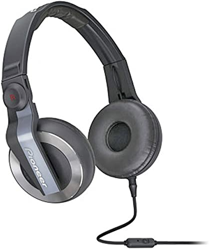 HDJ-500T-K DJ Headphone with Mic and Phone Answering Button