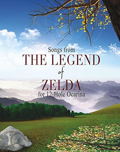 12 Hole Ocarina From the Legend of Zelda By STL Ocarina