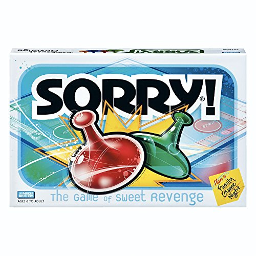 sorry board game parker brothers - 4