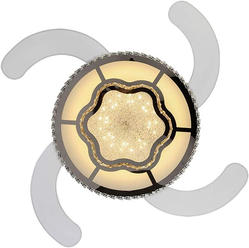 Ventilator Kronleuchter Fan Kronleuchter mit Fernbedienung Deckenventilatoren mit Beleuchtung 36W LED 42 Deckenventilatoren