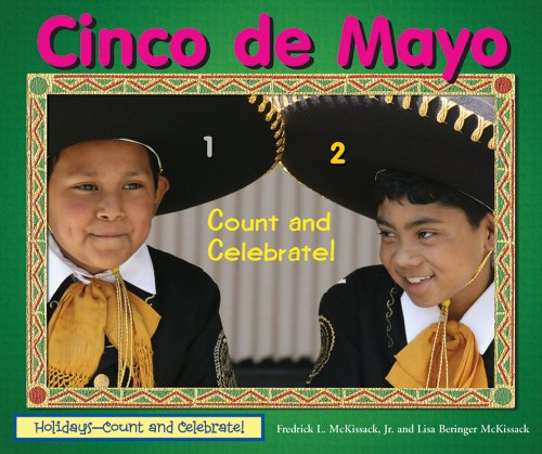 Cinco de Mayo- Count and Celebrate! (Holidays--Count and Celebrate!)