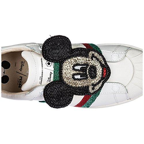 De Piel Zapatillas Moa Deporte Mujer En Of Zapatos Arts Blanco Master fPFzIwFTWX