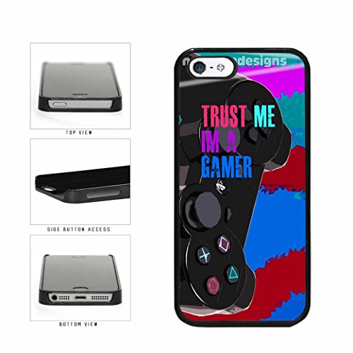 Me I'm A Gamer Plastic Phone Case Back Cover Apple iPhone 5 5s and iPhone SE ()
