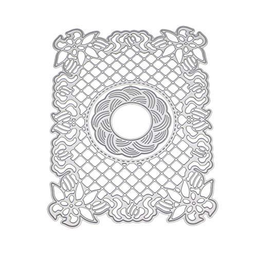 Cutting Dies,IHGTZS Mother's Day DIY Scrapbooking Album Die-Cut New Metal Scrapbooking Tools Gift for Mother DIY Paper Card Metal Die Stencil For DIY Scrapbooking Album Decor Craft Die-Cut -