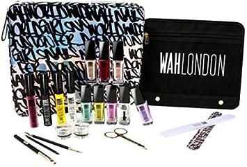 Wah London Ultimate Nail Art Kit Amazon Beauty