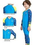 DIVE & SAIL Kids UV Sun Protective UPF 50+ Sun Suit