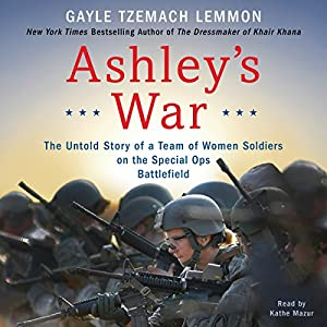Ashley's War Hörbuch