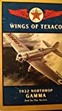 Wings of Texaco 1932 Northrop Gamma Airplane Coin Bank -2nd In The Series, Model: , Toys & Play