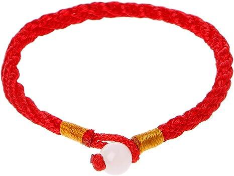 Red string bracelet surfer bracelet good luck bracelet red cord bracelet red string kabbalah bracelet