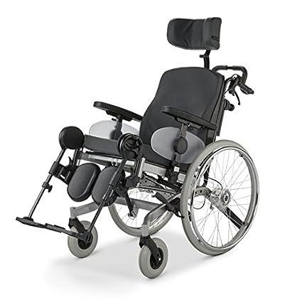 Meyra Solero Light silla, silla multifunción, Cuidado silla, hasta 130 kg SB 46