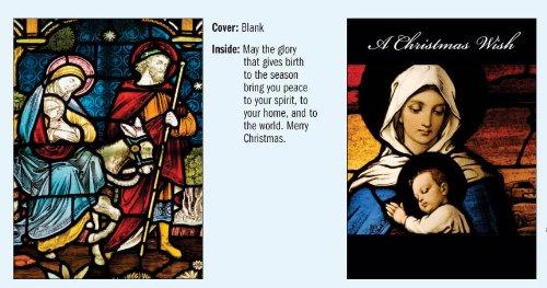 Medici RELIGIOUS CHRISMAS CARDS ASSORTMENT
