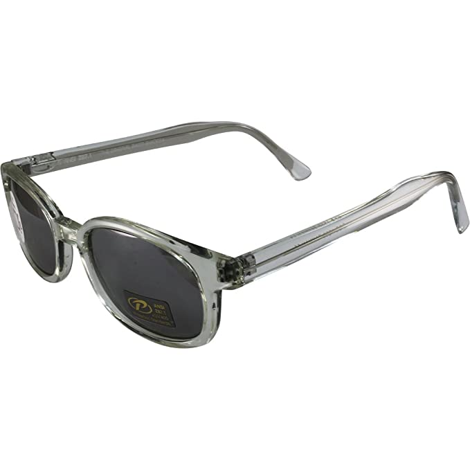 449902543a The Original X-KD s Biker Shades By PCSUN 20% Larger Clear Frames ...