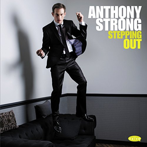 Stepping Out Anthony Strong product image