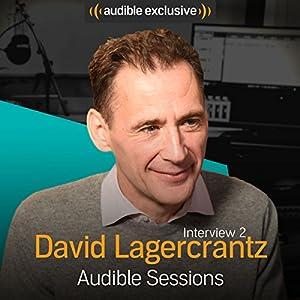David Lagercrantz - September 2017 Rede