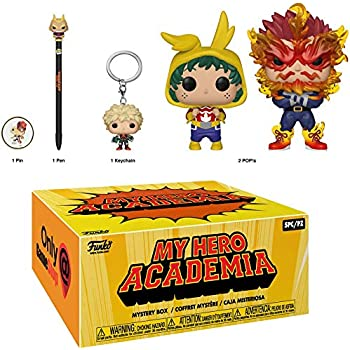 Amazon Com Pop Animation My Hero Academia Box Gamestop