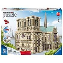 Ravensburger- Puzzle 3D, 34,2x16,4x25,8cm (12523)