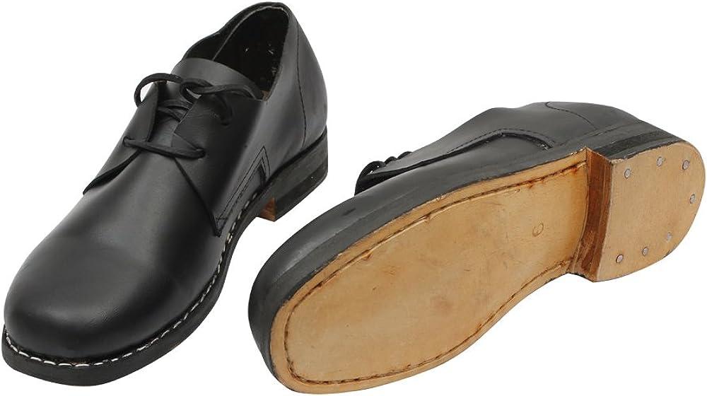 Core Plus Mens Napoleon Civil War Leather Shoes