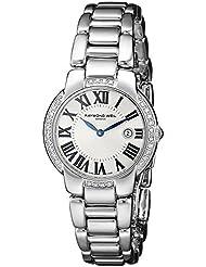Raymond Weil Womens 5229-STS-00659 Jasmine Stainless Steel Watch