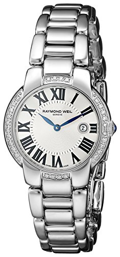 Raymond Weil Women's 5229-STS-00659 Jasmine Stainless Steel Watch