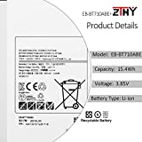 ZTHY New EB-BT710ABE Battery Replacement for
