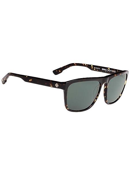4d79438743cfe Spy Men s Neptune 673219075863 Tortoiseshell Square Sunglasses  Spy ...