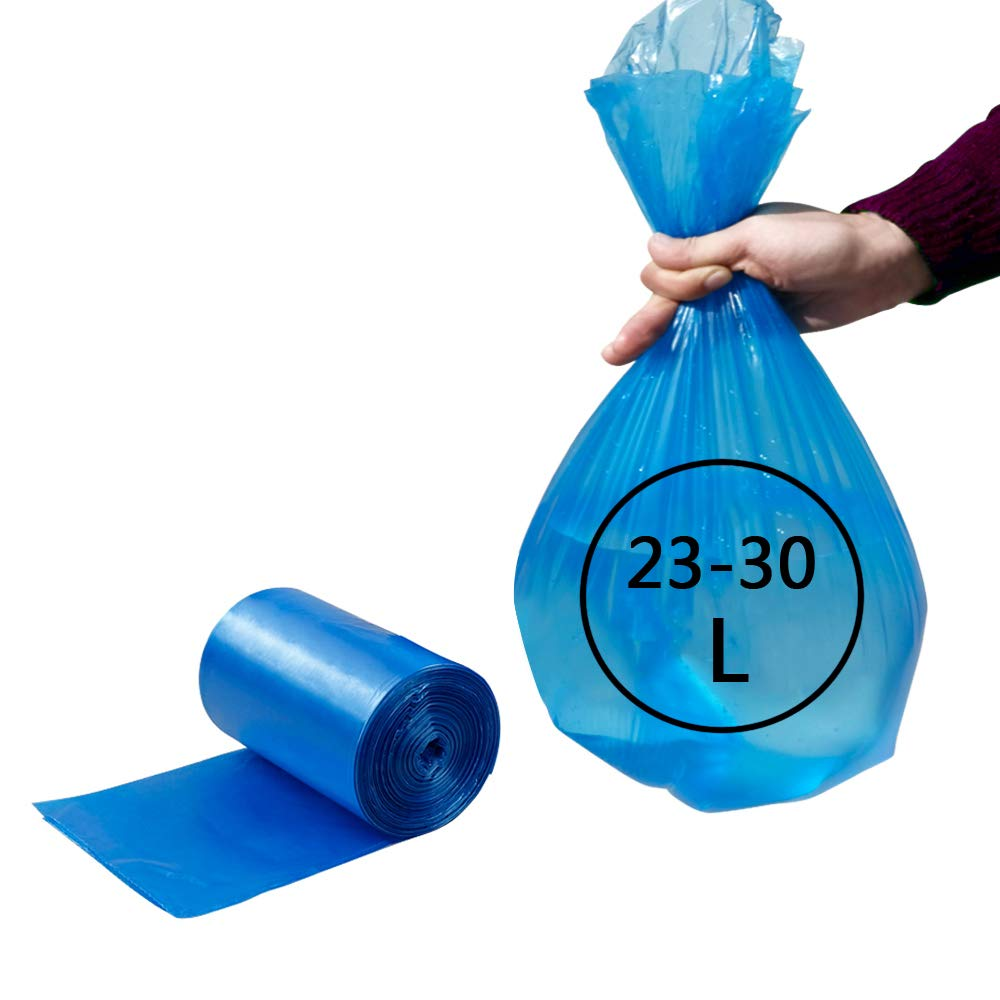 Rinboat Bolsas Para Bolsas de Basura d Basura Azul, 23-30 ...