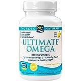 Nordic Naturals Ultimate Omega, Lemon 1000 Mg, 60 Soft Gels