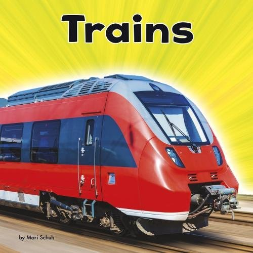 Trains (Little Pebble: Transport) PDF