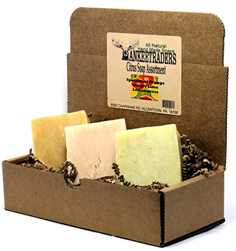 summer-citrus-assortment-all-natural-handmade-soap-3-pack-spearmint-orange-ginger-lime-lemongrass