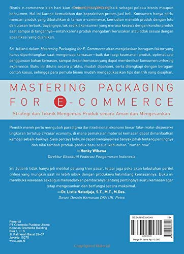 Mastering Packaging For E Commerce Indonesian Edition Sri