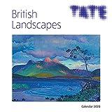 Tate - British Landscapes Wall Calendar 2020 (Art Calendar)