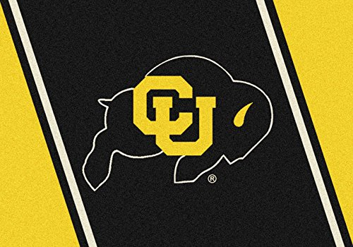 NCAA Team Spirit Door Mat - Colorado Buffaloes, 56'' x 94'' by Millilken